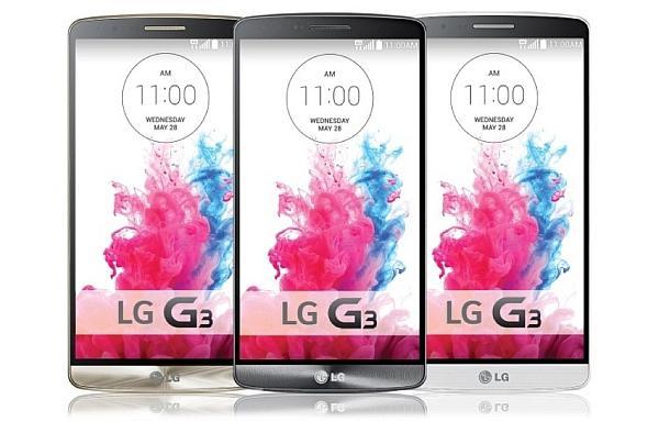 Resmi: LG G3 lanse edildi - Tüm detaylar!