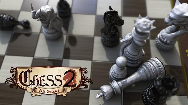 Chess 2: The Sequel, iPad için geliyor