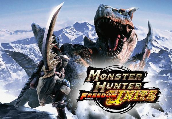 Monster Hunter Freedom Unite artık tüm bölgelerin Appstore'larında