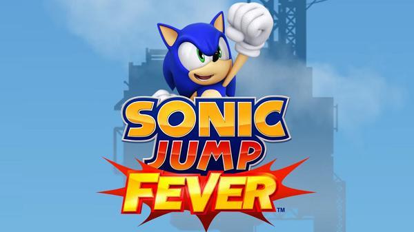 Sonic Jump Fever bu perşembe yayımlanacak