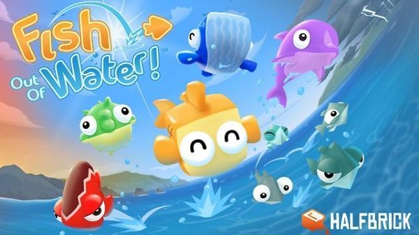 Fish Out of Water, Android için de yayımlandı