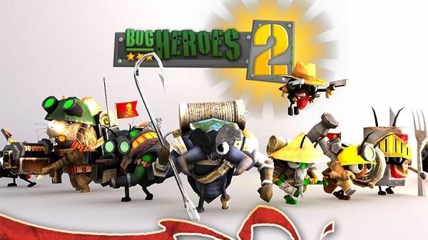 Bug Heroes 2, Android platformu için de yayımlandı