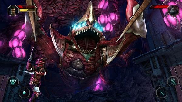 Güncellenen Godfire: Rise of Prometheus, kısa bir süreliğine indirimde