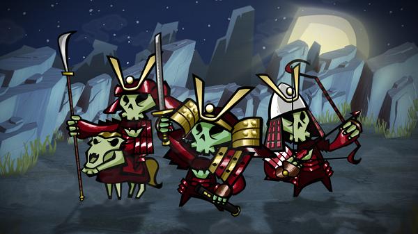Skulls of the Shogun, Android platformu için de yayımlandı