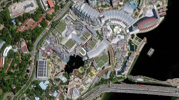 Yüksek Çözünürlüklü Uydu Görüntüleri Kullanıma Açılıyor