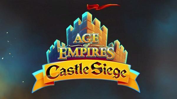 Age of Empires: Castle Siege, eylül ayında yayımlanacak