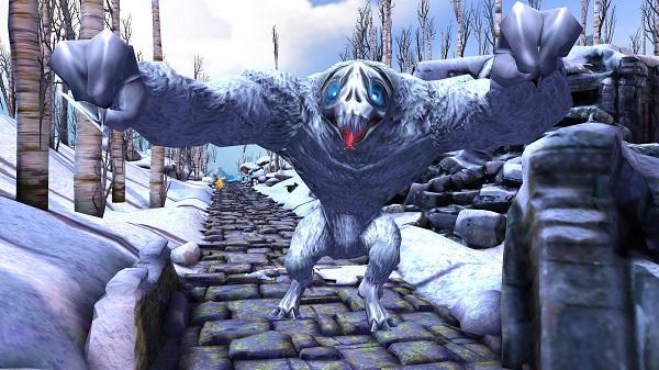 Temple Run VR, Gear VR için geliyor