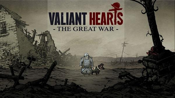 Valiant Heart: Great War, Appstore'daki yerini aldı