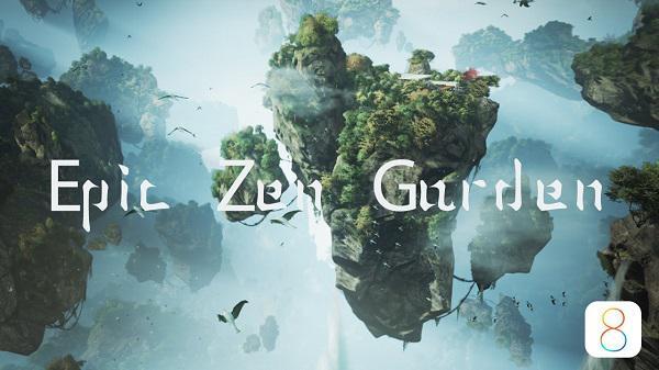 Unreal Engine 4 ve Metal ile geliştirilen Zen Garden, Appstore'daki yerini aldı