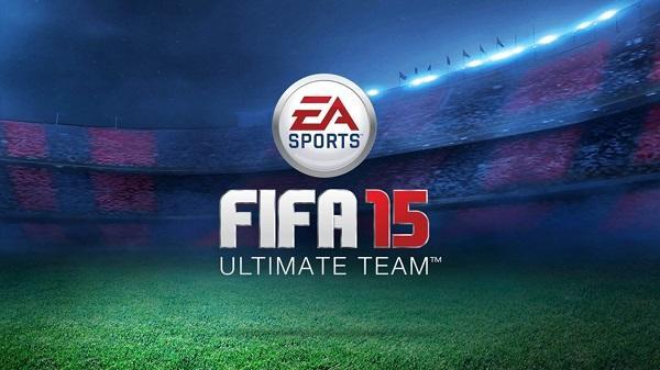 FIFA 15 Ultimate Team, mobil oyuncuların beğenisine sunuldu