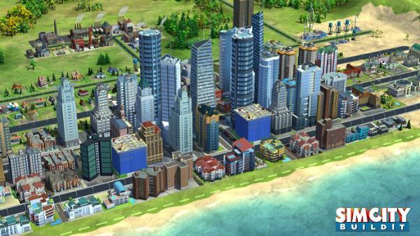 SimCity BuildIt, Kanada'daki Android kullanıcılarının beğenisine sunuldu