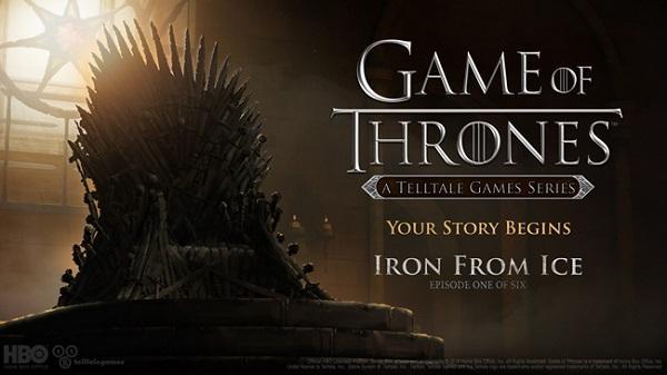 Telltale Games'in Game of Thrones oyunu yakında yayımlanacak