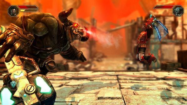 Godfire: Rise of Prometheus, Google Play'deki yerini aldı