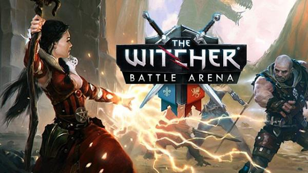 The Witcher Battle Arena mobil oyuncuların beğenisine sunuldu