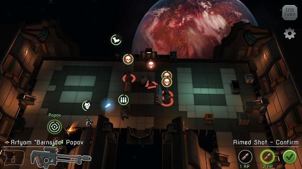 Brimstone Interactive'in ilk projesi: Shadow Corps