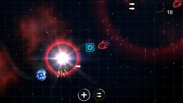 Star Drift, Appstore'daki yerini aldı
