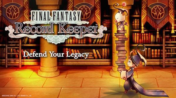 DeNA, Final Fantasy: Record Keeper'ı İngilizce dil desteğiyle yayımlayacak