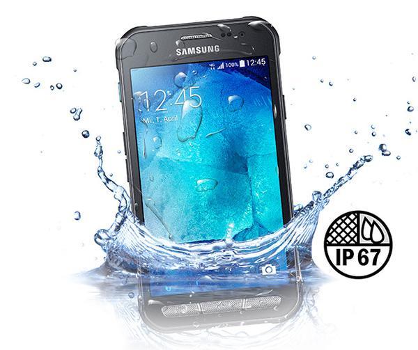 Dayanıklılık odaklı Samsung Xcover 3 resmiyet kazandı