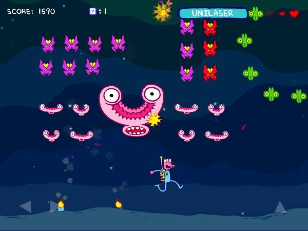 Glorkian Warrior Android'e geldi