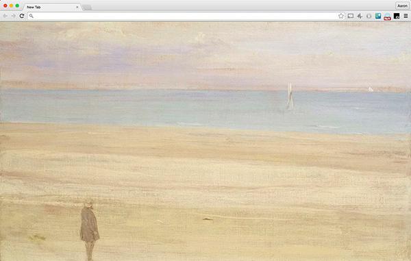 Chrome için hazırlanan Google Art Project eklentisiyle sanat eserleri tarayıcıya geliyor