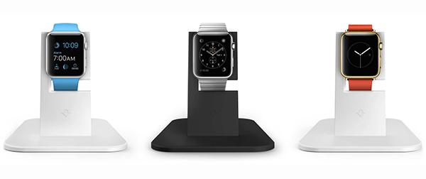 Apple Watch için bir stand ünitesi de Twelve South'dan geldi