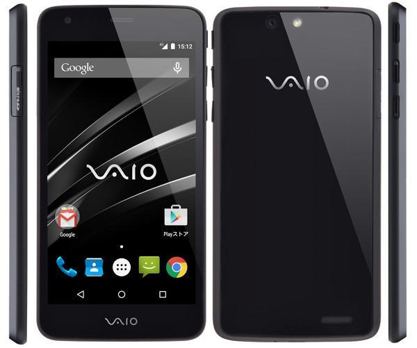 VAIO Phone resmiyet kazandı