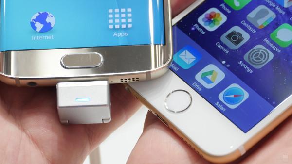 Samsung Galaxy S6 ile sitelere şifresiz giriş mümkün