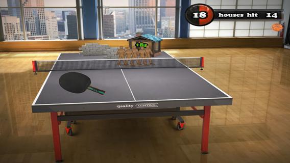 Table Tennis Touch oyunu Android için indirmeye sunuldu