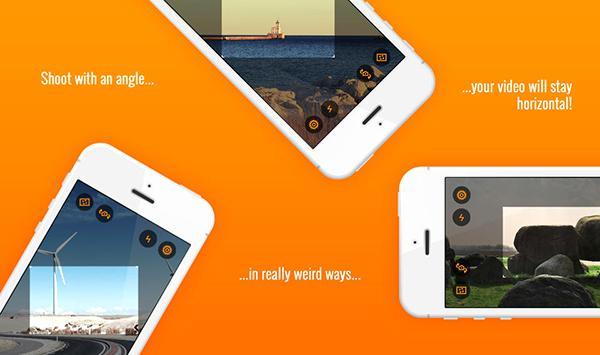 iOS cihazlarla her koşulda yatay video çekilmesine imkan tanıyan Horizon uygulaması güncellendi