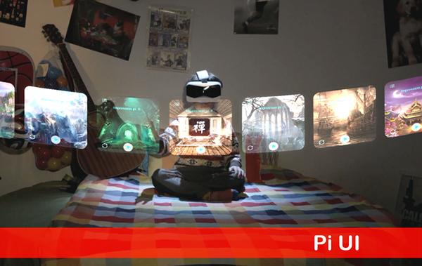 Sanal ile arttırılmış gerçekliği birleştiren Impression π, Kickstarter'da destek aramaya başladı