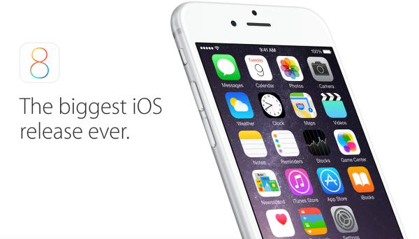 Apple iOS 8.3 açık betasını dağıtmaya başladı