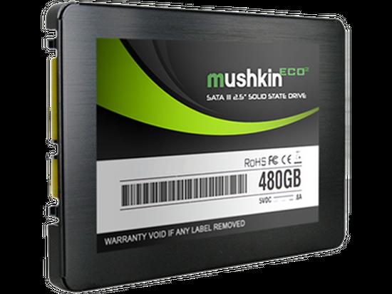Mushkin'den uygun fiyatlı yeni SSD serisi