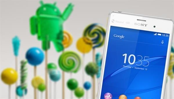 Xperia Z3 ve Z3 Compact için Android Lollipop güncellemesi Avrupa'da başladı