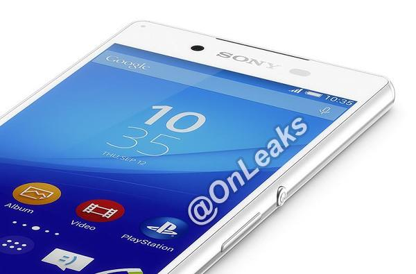 Sony Xperia Z4 görseli internete sızdırıldı