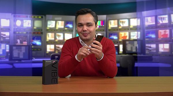Lenovo Vibe Z2 Pro video inceleme