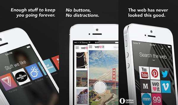 Opera Coast, iOS tarafında video odaklı önemli bir güncelleme aldı