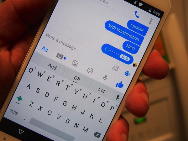 Facebook mobil ödeme platformunu duyurdu