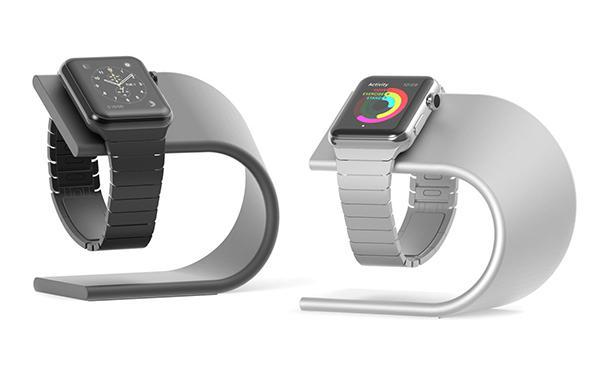Nomad'dan Apple Watch için yeni bir stand ünitesi daha