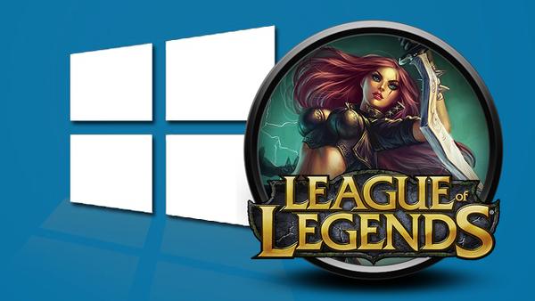 Microsoft ve Tencent işbirliği ile LoL oyunu Windows 10 mağazasına geliyor