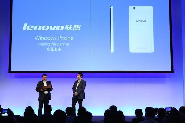 Lenovo ilk Windows 10 akıllı telefon üreticilerinden birisi olacak