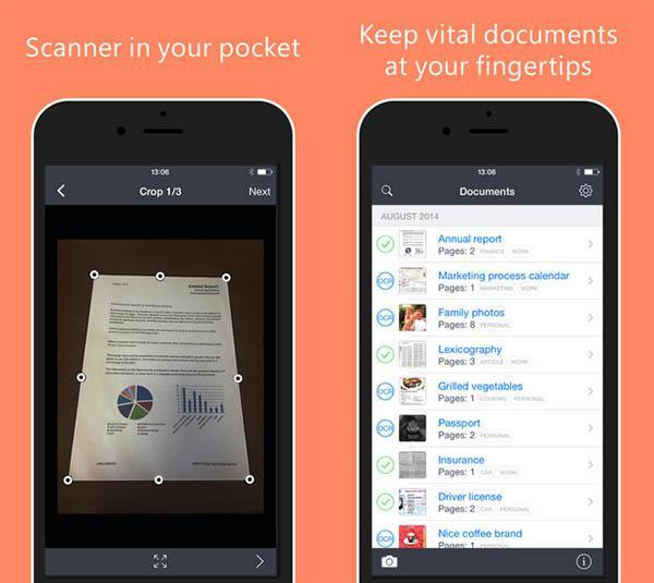 iOS uyumlu Fine Scanner PRO %90 indirime girdi