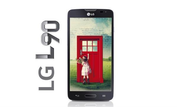 LG'den orta seviye akıllı telefon L90'a Lollipop takviyesi