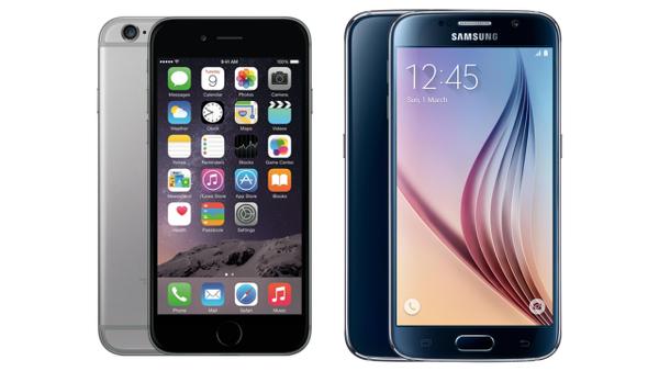 Analiz : Galaxy S6 satışları iPhone 6 satışlarını etkileyebilir