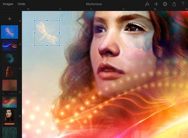 Gelişmiş fotoğraf uygulaması Pixelmator'un iPad versiyonu güncellendi