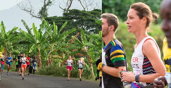 Christy Turlington, hastaneye kilometrelerce yürümek zorunda olan kadınlar için Apple Watch ile Kilimanjaro'da koştu