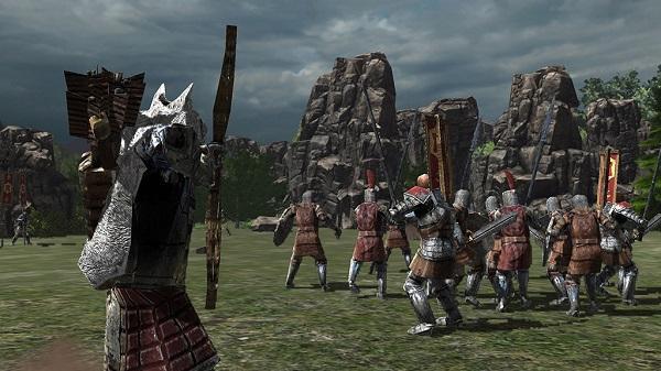 Heroes & Castles 2'nin ilk tanıtım videosunu yayımladı
