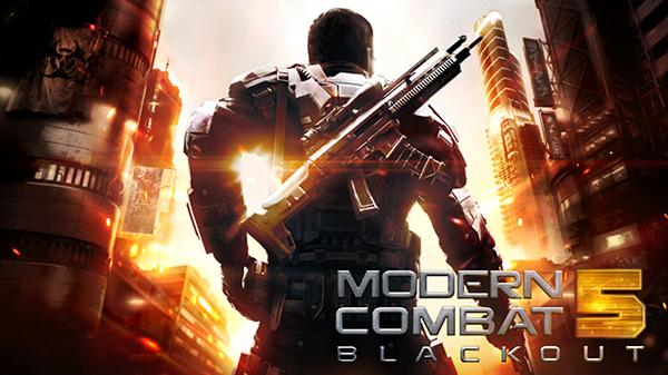 Modern Combat 5: Blackout artık free to play