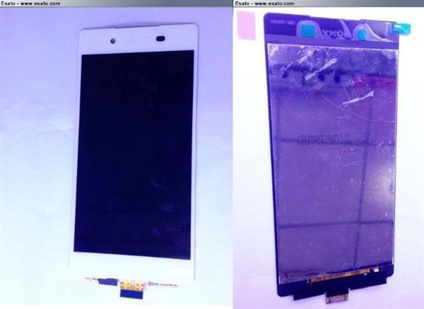 Sızdırılan Xperia Z4 paneli ekran hakkında önemli bilgiler veriyor