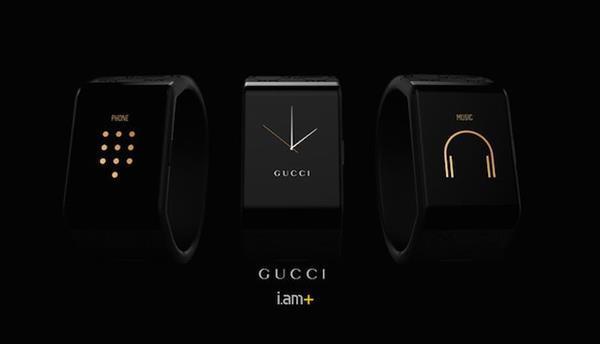 Gucci will.i.am işbirliği ile yeni akıllı saatlerini tanıttı