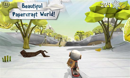 Shred It! ile kağıttan bir dünyada sonsuz koşu macerası
